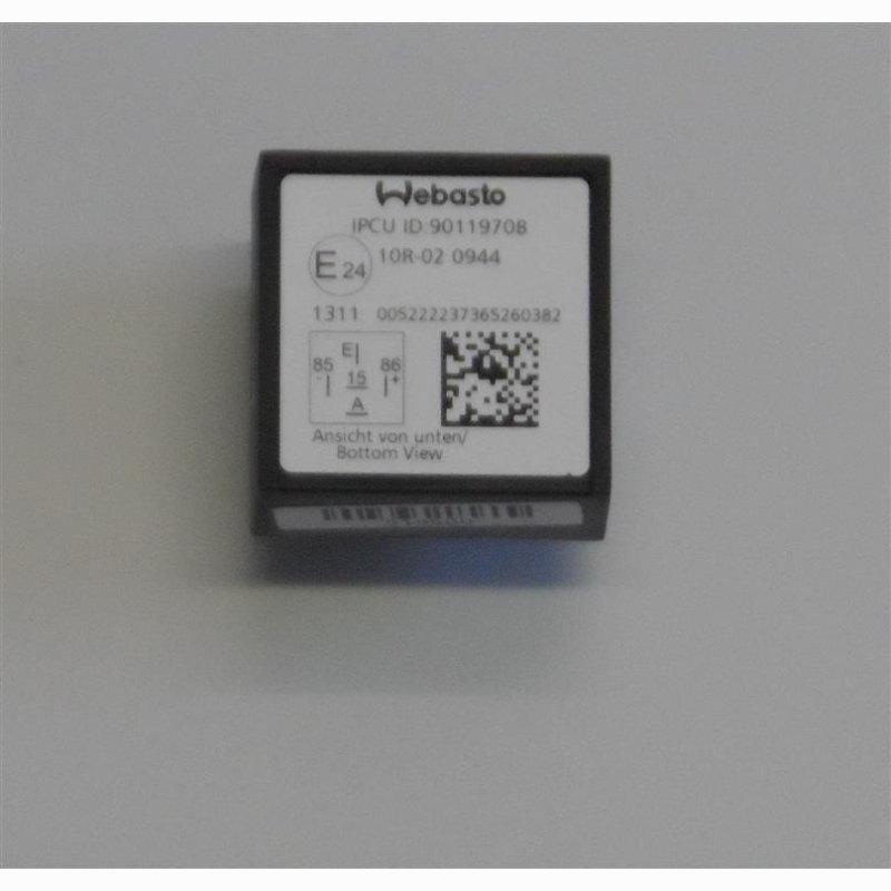 Standheizung Webasto Gateway IPCU Klimakit f Gebläseansteuerung Klimaautomatik