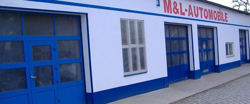 Werkstatttore M&L in Halle/Saale